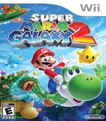 Super Mario Galaxy 2 [Wii Game]